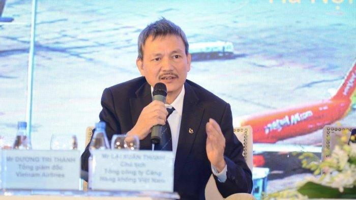 SIÊU SÂN BAY, CHỦ TỊCH ACV, KHỞI CÔNG, LONG THÀNH, THÁNG 12/2020, LẠI XUÂN THANH
